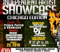THE INDEPENDENT ARTIST SHOWCASE (CHICAGO)
