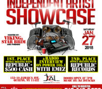 INDEPENDENT ARTIST SHOWCASE: JAN 27