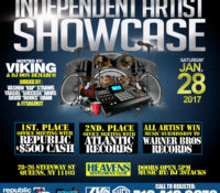 INDEPENDENT ARTIST SHOWCASE: JAN. 28