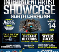 INDEPENDENT ARTIST SHOWCASE: NORTH CAROLINA