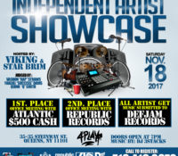 INDEPENDENT ARTIST SHOWCASE: NOV 18